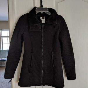 The north face warm jacket size xs